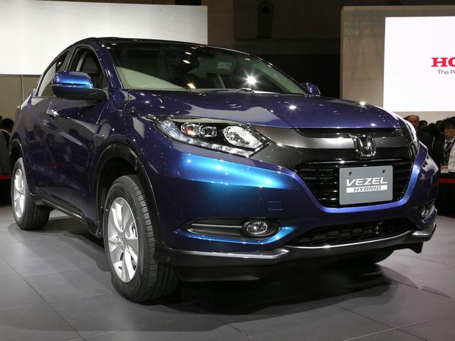 xe honda hr v phiên bản điện sắp ra mắt 2018