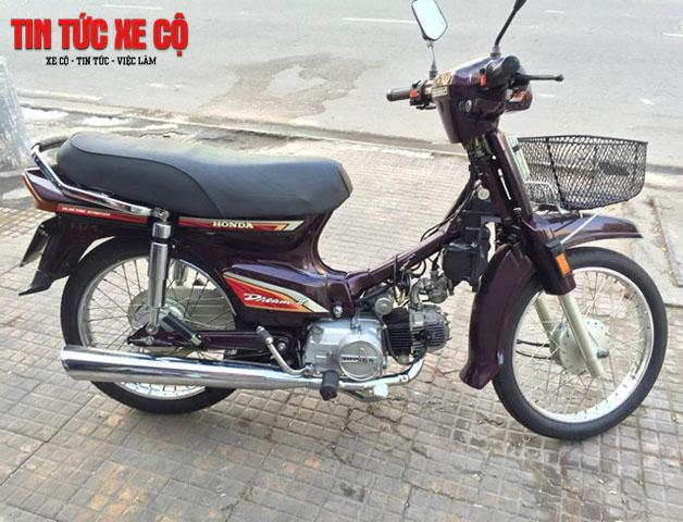 Honda Dream cũ có giá giao động từ 5 triệu đồng đến 20 triệu đồng, 200 triệu đồng