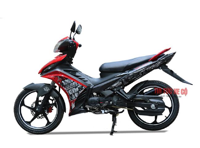 Giá xe exciter 50cc có giá từ 15-21 triệu VNĐ