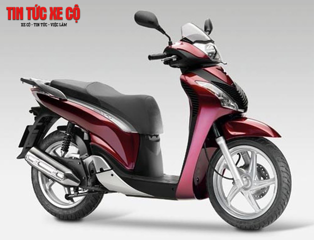 Honda SH thể hiện được sự quý phái mà còn mang đến phong cách đẳng cấp