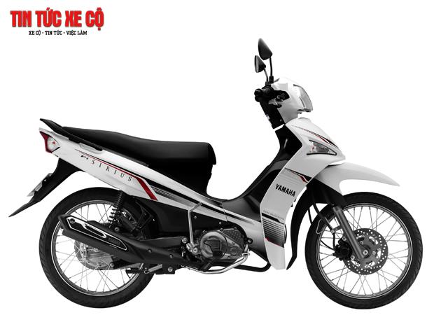 Yamaha Sirius - mẫu xesố đầu tiên đặt nền móng cho sự phát triểncủa hãng xeYamaha