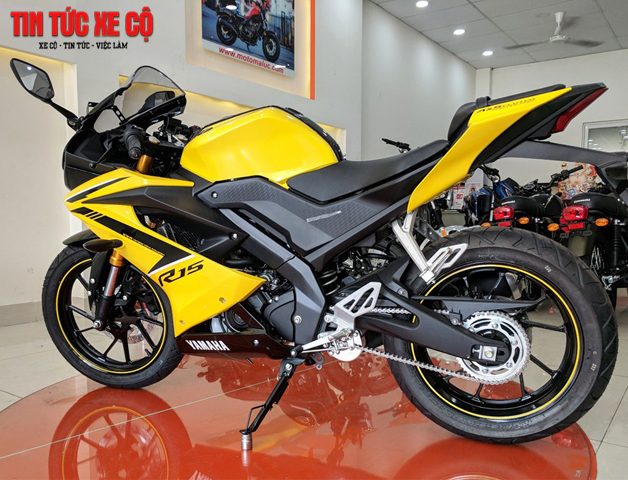 Nhược điểm của xe Yamaha R15 V3