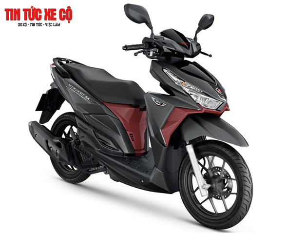 Honda Click Thái - hiện đại và cá tính