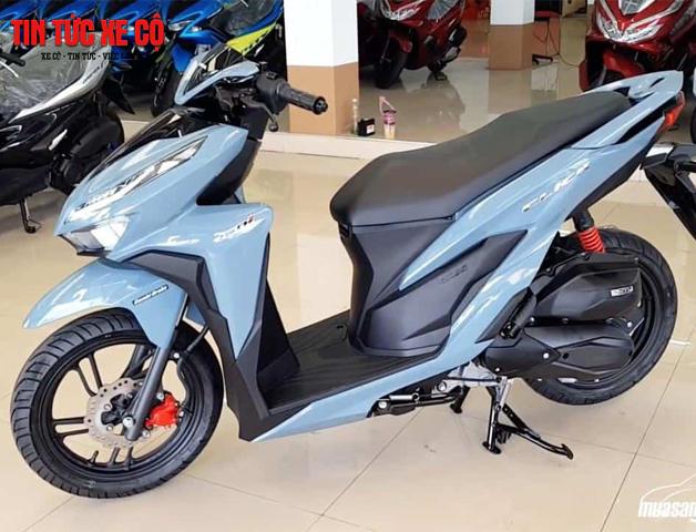 Honda Click Thái 150 là mẫu xe máy nhận được khá nhiều sự ưu ái của khách hàng.
