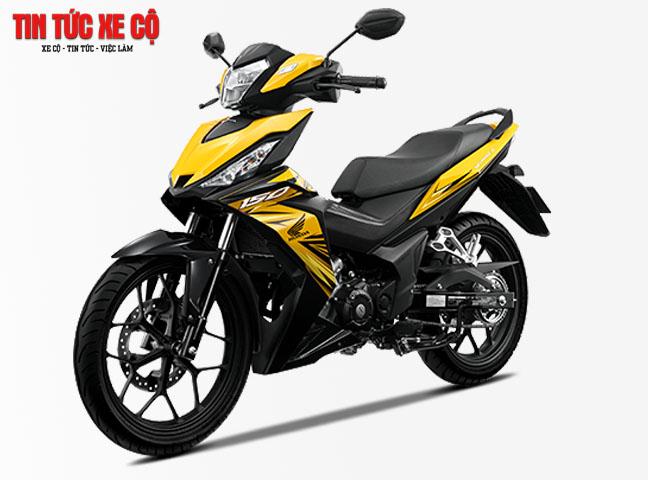 Giá xe Winner mới nhất có giá bán đề xuất từ 45.990.000 VNĐ đến 49.490.000 VNĐ