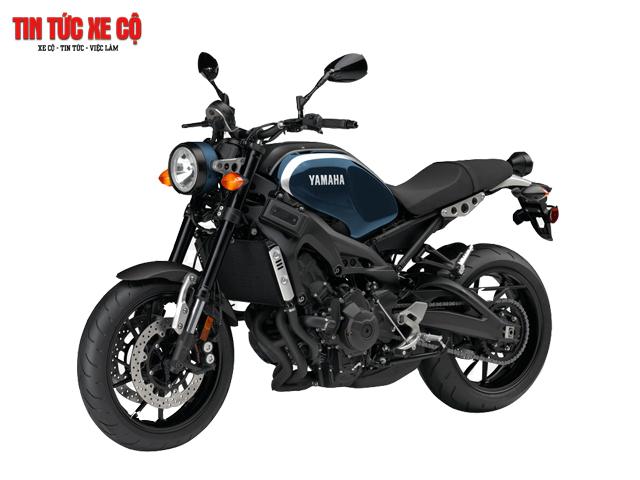 Đánh giá xe Yamaha XSR 900 về thiết kế và động cơ