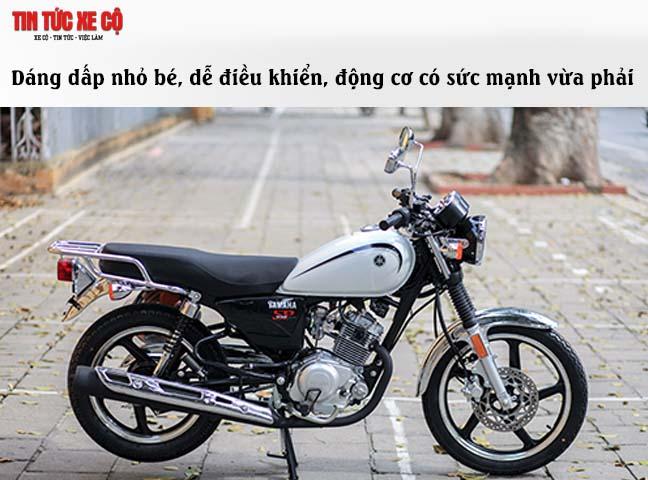 Đánh giá xe Yamaha YB125