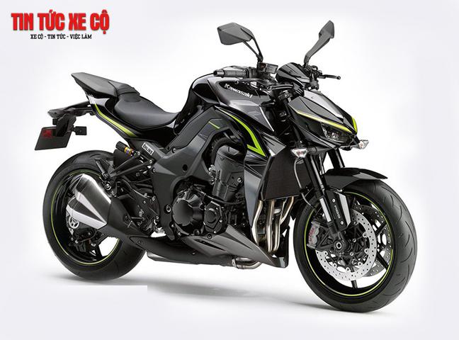 Kawasaki Z1000 Là sự kết hợp tinh tế giữa nghệ thuật và công nghệ của Nhật Bản