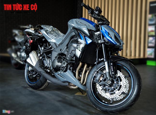 Chỉ cần một làn gió mạnh hay đụng phải gờ giảm tốc nhỏ cũng dễ khiến Kawasaki Z300 mất lái.