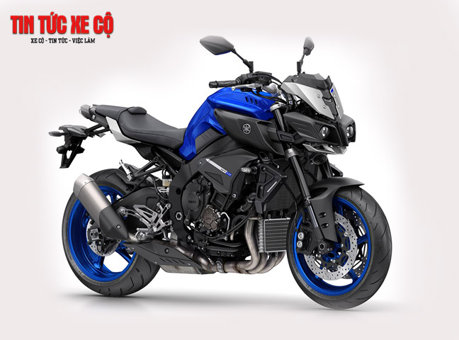 dòng xe Moto của Yamaha luôn gây ấn tượng mạnh mẽ với người tiêu dùng.