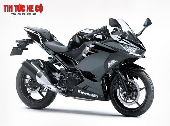 Giá xe Ninja 250 rất vừa tiền dân chơi và có thể khỏa lấp niềm đam mê xe thể thao cho phái mạnh.