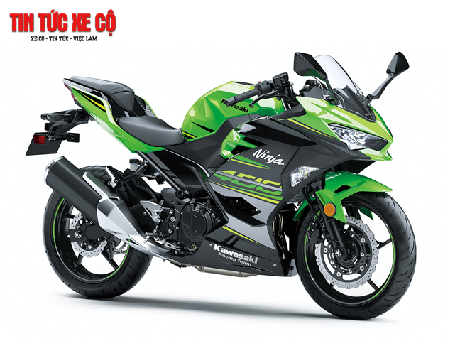 Kawasaki Ninja 400 sẽ thay thế phiên bản Ninja 300 trên phạm vi toàn cầu.