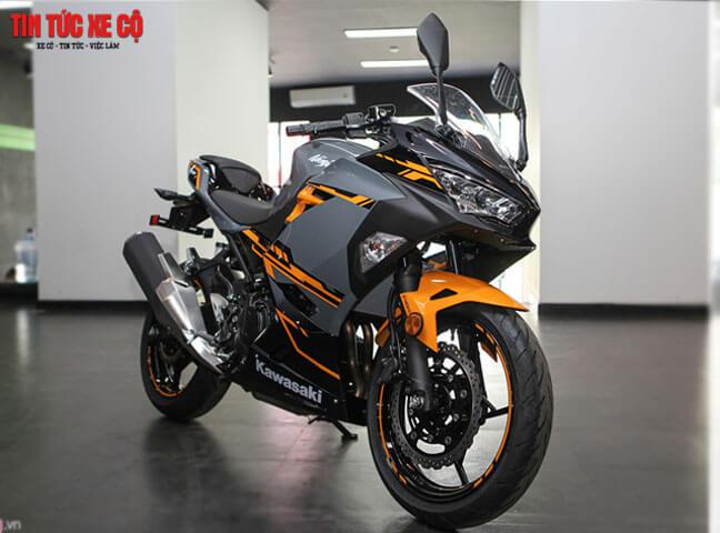 Giá xe Kawasaki 400 mới nhất