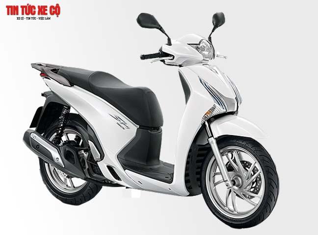 Năm 2016, hãng xe đến từ Nhật Bản Honda SH 150i đã cho ra đời