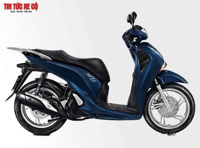 Giá xe SH 150i 2019 tại khu vực Hà Nội có giá khá cao so với những phiên bản khác như SH 125, SH150 không có ABS.