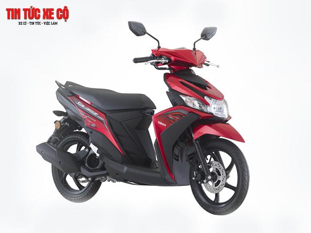 Xe Ultimo được xem là mẫu Yamaha Nouvo dành cho nữ giới,