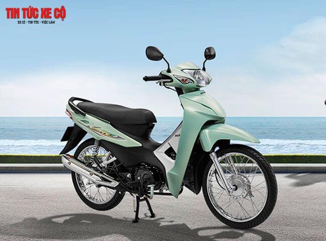 Wave Alpha sở hữu nhiều tiện ích tối ưu, mang đến sư tiện dụng và an toàn