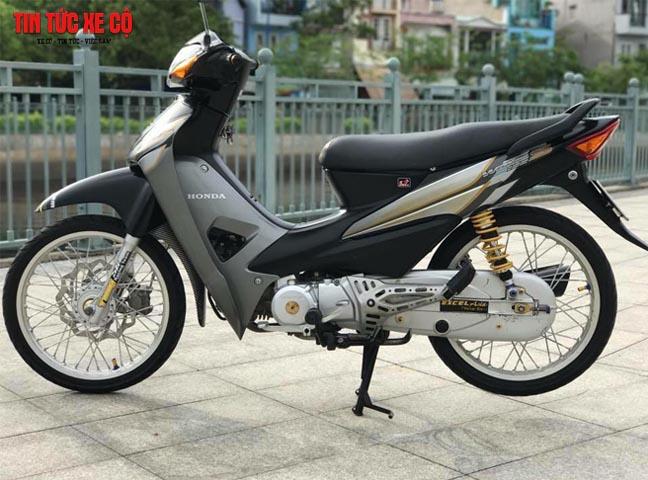 Wave 110S và Wave 110RS của Honda Việt Nam đã chiếm trọn cảm tình của người tiêu dùng