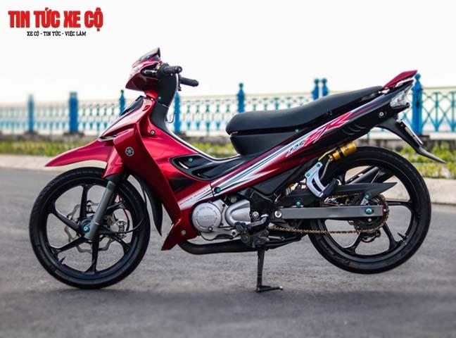"""Yamaha Yaz 125còn có tên gọi khác là """"cá mập"""" hay """"Ya cá mập"""""""