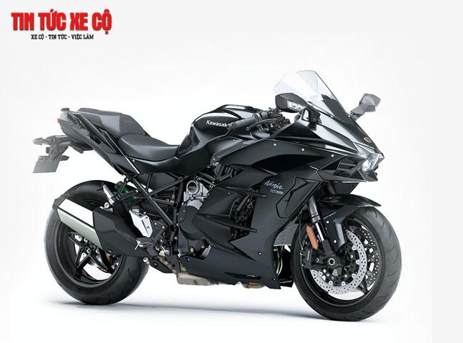 Kawasaki vẫn có các dòng xe động cơ lớn hơn như ZX-14R