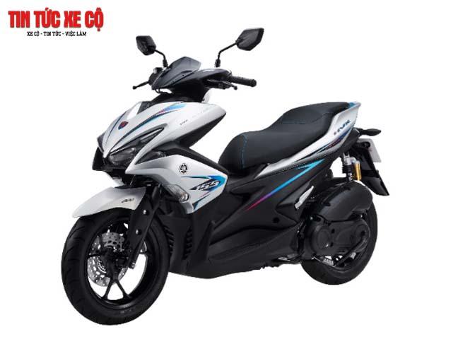 Yamaha NVX sang trọng, đẳng cấp