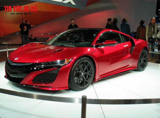 Acura là nhãn hiệu xe hơi sang trọng của Honda