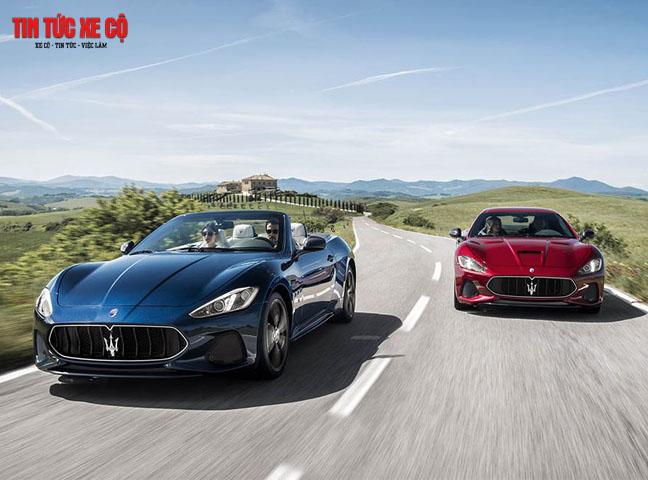 Maserati là biểu tượng của thời trang phái nữ