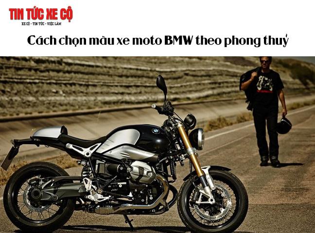 Cách chọn xe BMW theo phong thủy