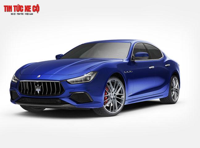 Giá xe Maserati Levante mới nhất