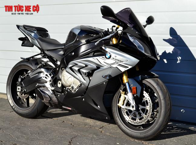 Khi mua xe mô tô BMW S1000RR cũ cần chú ý những gì?