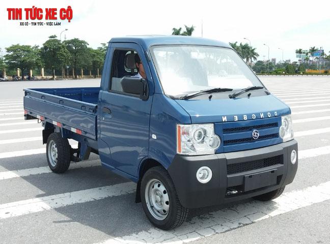 Xe Dongben được nhập khẩu từ Trung Quốc