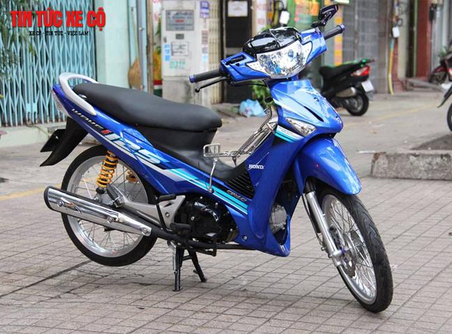 Bảng giá xe Wave Thái 125i