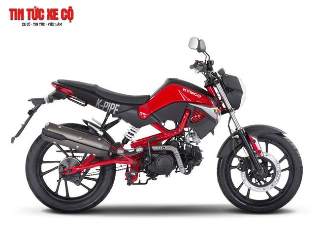 Kymco là thương hiệu xe máy thuộc công ty Motor Kwang Yang
