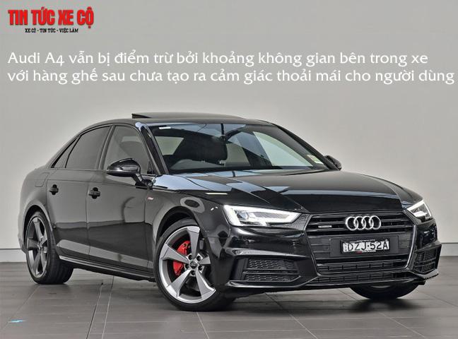 Cảm nhận về Audi A4