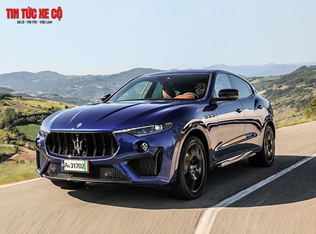 Thủ tục khi mua xe Maserati trả góp