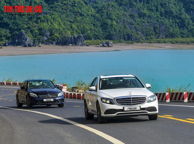 Mercedes C-Class thế hệ mới được giới thiệu tại Việt Nam vào cuối 2014