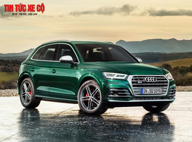 Audi Q5 được đánh giá cao về nội và ngoại thất