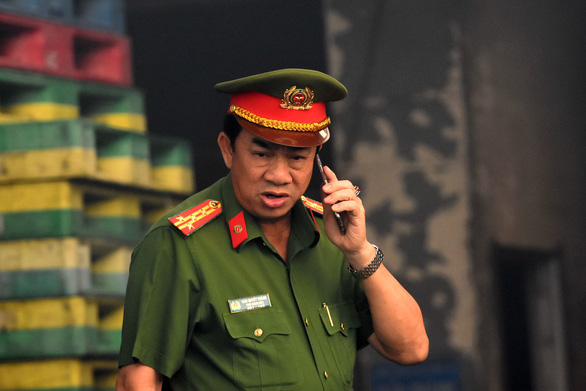 Đại tá Văn Quyết Thắng, phó giám đốc Công an tỉnh Đồng Nai, tạm thời phụ trách Công an tỉnh