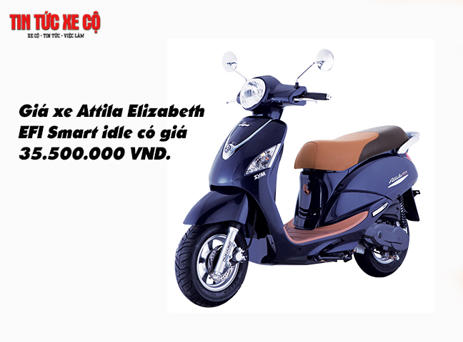 Giá xe Attila Elizabeth 2019 EFI Smart idle đang được rao bán với giá 35000000 VNĐ