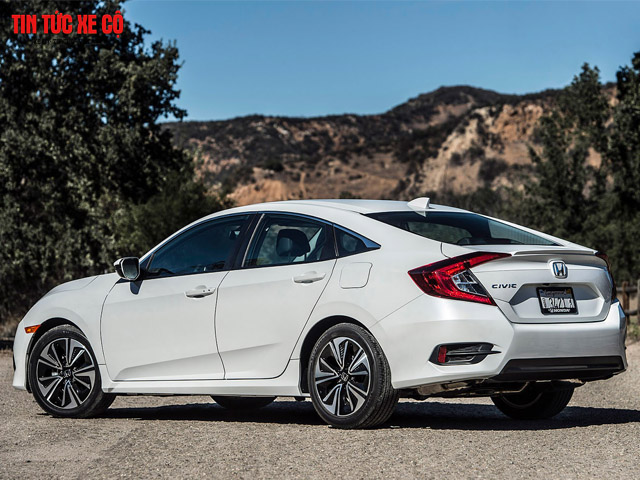Giá xe Honda Civic mới nhất chỉ từ 729 triệu đồng