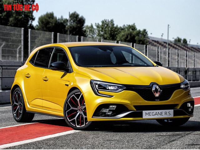 Giá xe Renault chỉ từ 599 triệu đồng