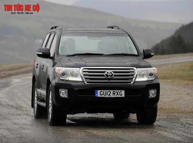 Kinh nghiệm mua Toyota Land Cruiser V8 cũ