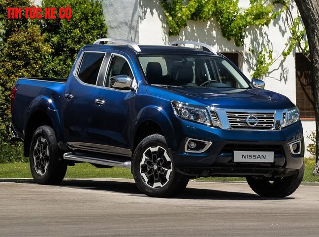 Nissan Navara ra đời lần đầu năm 1997
