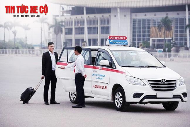 Đặt xe, gọi xe và thanh toán của Taxi Group dễ dàng