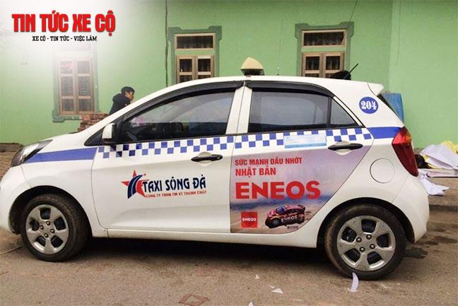 Để đặt xe chỉ cần gọi hotline hoặc sử dụng ứng dụng Taxi