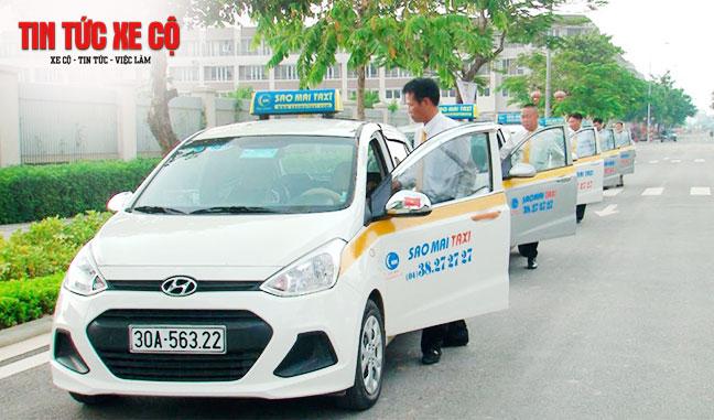 Dịch vụ Taxi Sao Mai là một trong những dịch vụ hàng đầu ở khu vực các tỉnh phía bắc