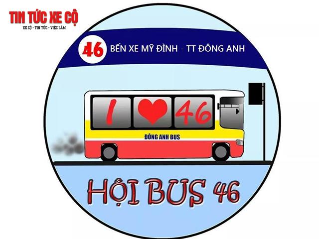 lộ trình xe buýt 46 hà nội