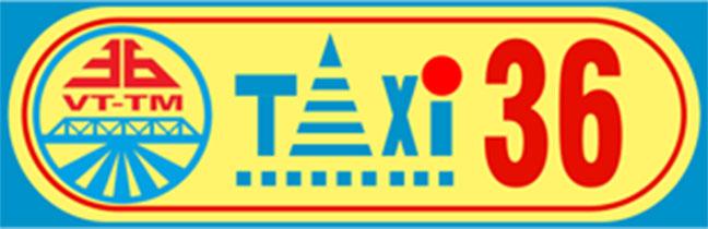 Logo Taxi 36