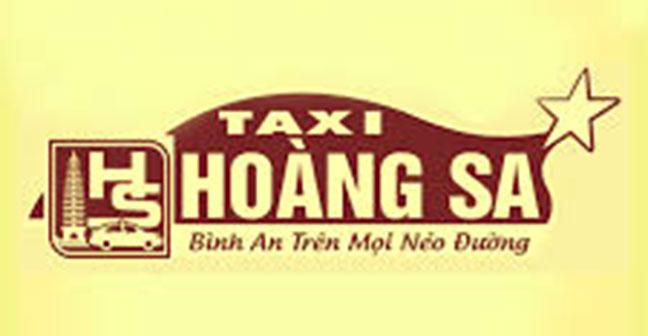 Logo Taxi Hoàng Sa