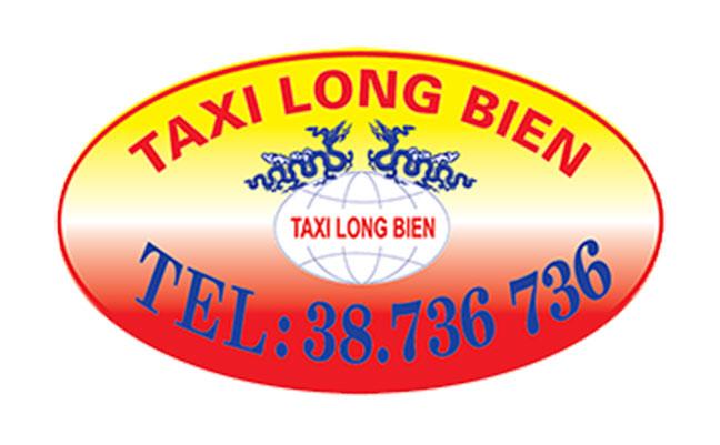 Logo Taxi Long Biên